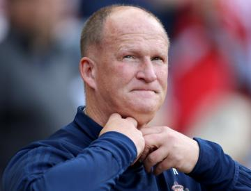 Disappointed Simon Grayson wishes Sunderland well following his departure