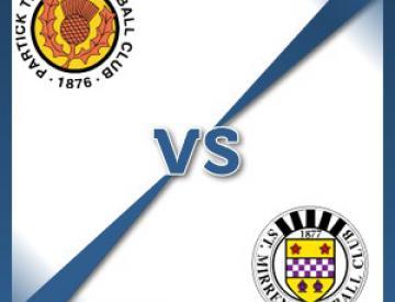 Partick V St Mirren at Firhill Stadium : Match Preview