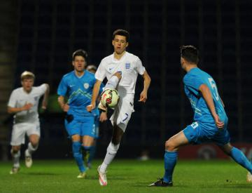 West Ham snap up England Under-19 midfielder Nathan Holland