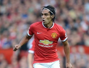 Falcao not staying at United