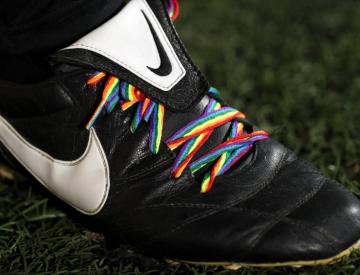 Football fans are becoming less homophobic, global poll reveals