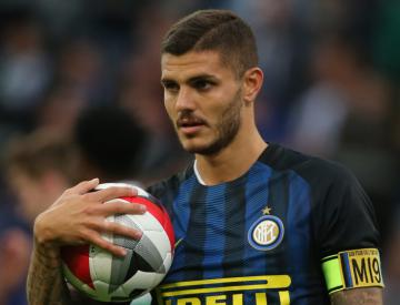 Icardi and Banega net hat-tricks as rampant Inter slam seven past Atalanta