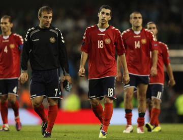 Armenia Comes Up Short Against Determined Denmark
