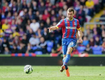 McArthur commits to Palace