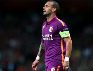 We think it's clear what Wesley Sneijder's job after football should be
