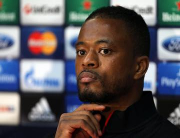 Patrice Evra thanks 'all real Marseille fans' for support in wake of suspension