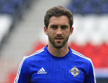 Wigan striker Will Grigg to miss Northern Ireland's opening World Cup qualifier