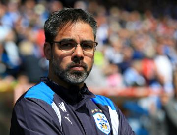 Double delight for Steve Mounie as Huddersfield celebrate perfect start