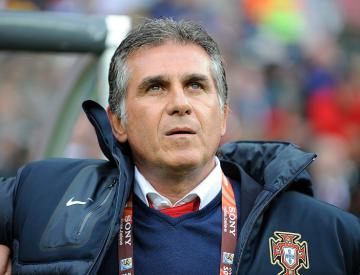 Queiroz to coach Iran through to 2018 World Cup