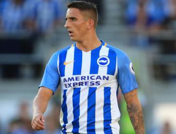Anthony Knockaert signs long-term Brighton deal