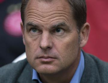 Frank de Boer's Ajax to attack Celtic with caution