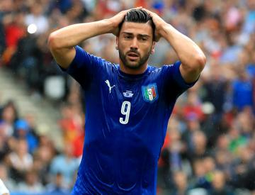 Graziano Pelle sent home from Italy squad for 'disrespectful behaviour'