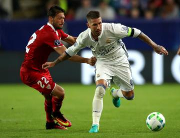 Sergio Ramos focused on Copa del Rey after Real Madrid's unbeaten run ends