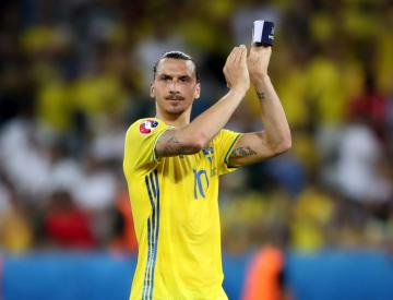 Erik Hamren disappointed as Zlatan Ibrahimovic's Sweden career ends in defeat