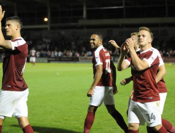 Northampton get home draw against Manchester United in EFL Cup