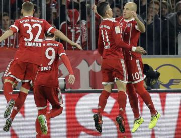 Bayern Munich beat Leipzig again