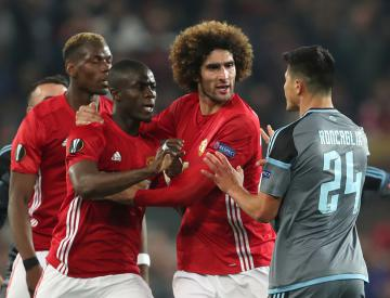 Jose Mourinho unhappy with Eric Bailly's extended European ban
