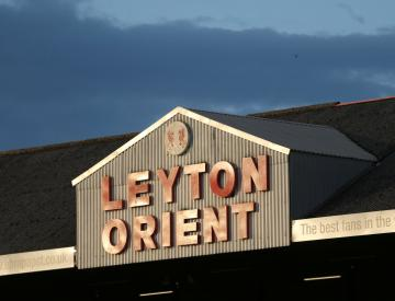 Danny Webb resigns as manager of League Two's bottom club, Leyton Orient