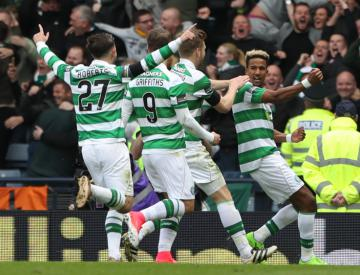 Celtic see off Old Firm rivals Rangers to reach Scottish Cup final