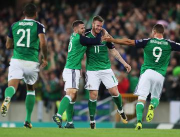 Northern Ireland veterans eager to secure World Cup opportunity