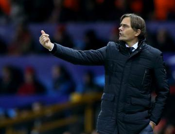 Phillip Cocu frustrated with PSV Eindhoven schedule after midweek trip to Russia