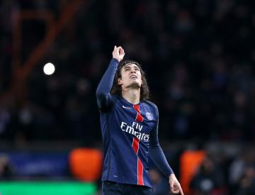 Advantage Benfica and Paris St Germain in Champions League contests