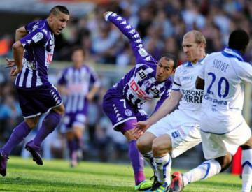 Toulouse ruin Wallemme's Auxerre bow
