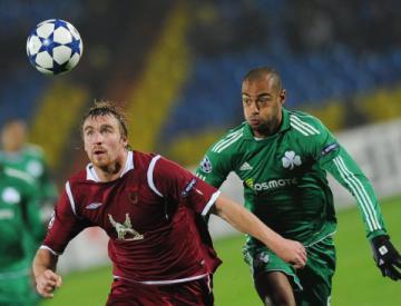 Samara striker Kornilenko fails dope test