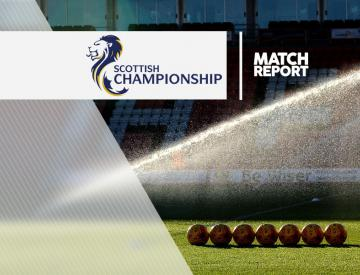 Alloa 1-0 Airdrieonians: Match Report