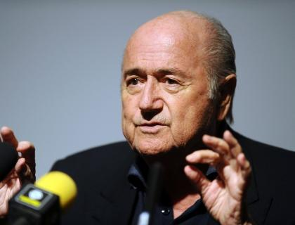 Blatter questions away goals rule