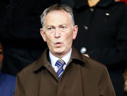 Scudamore blasts England criticism