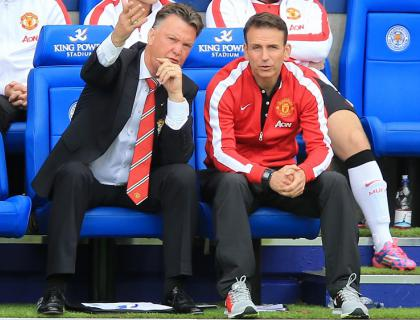 United will bounce back - Van Gaal