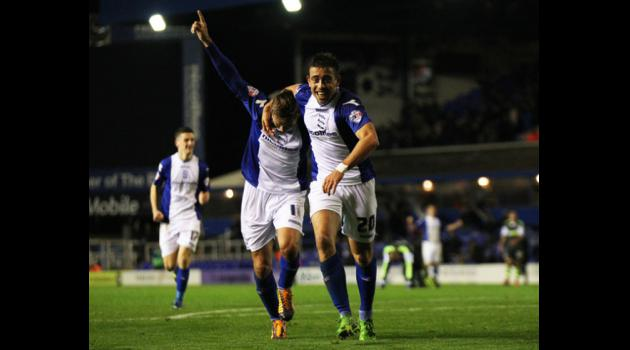 Birmingham 3-2 Plymouth: Match Report