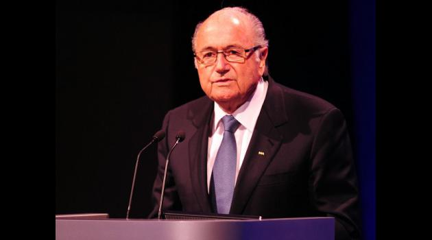 Blatter set to visit Qatar