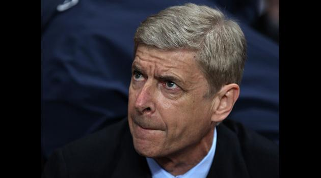Wenger sees relief for referees