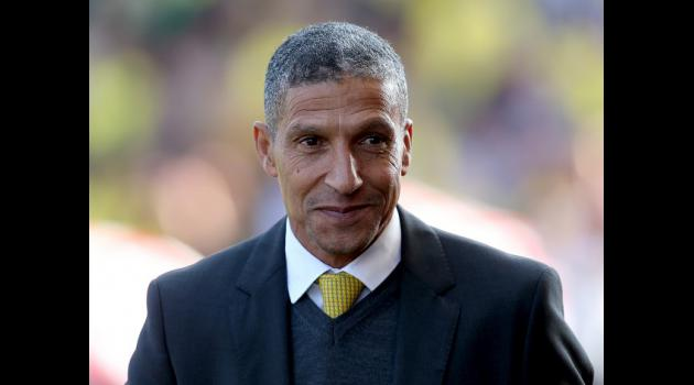 Hughton relief at Canaries rise