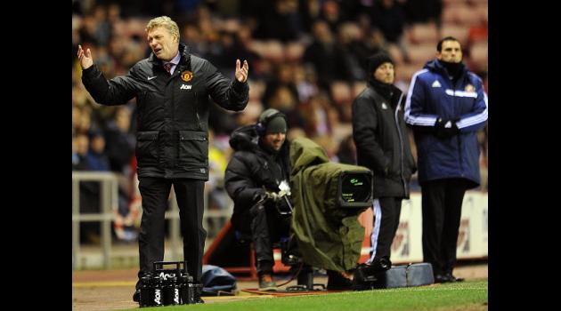 Moyes: Our luck's about to turn