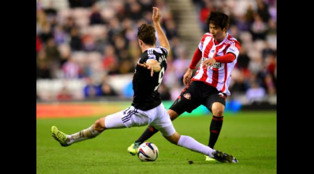 Sunderland V Aston Villa at Stadium of Light : LIVE