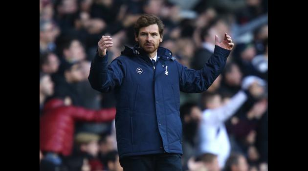 Villas-Boas not sweet on Sugar