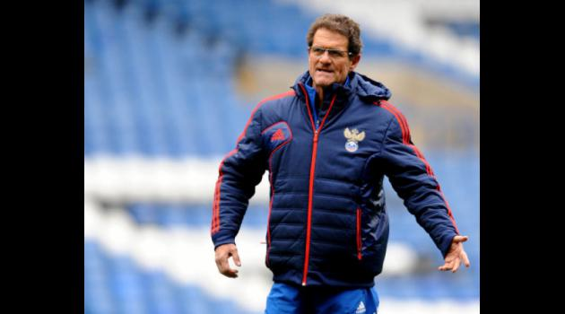 Capello keen to stay on as Russia coach