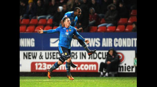 Leeds United favourite Ross McCormack gets the PFA fans' vote