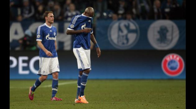 Schalke head to buoyant Bayern after Real rout