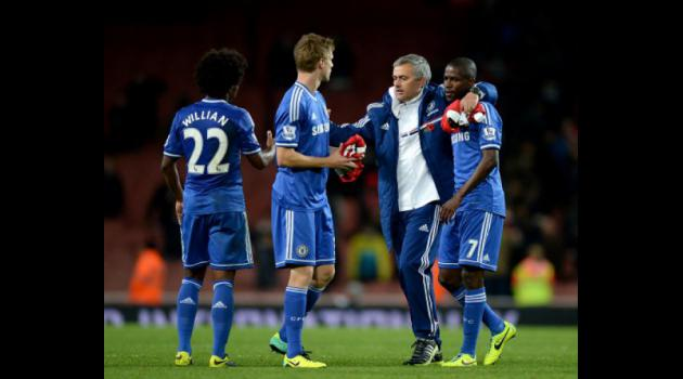 The 'New Jose' Group At Chelsea... Talking Up The Midfield