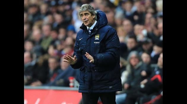 Pellegrini plays down trophy talk