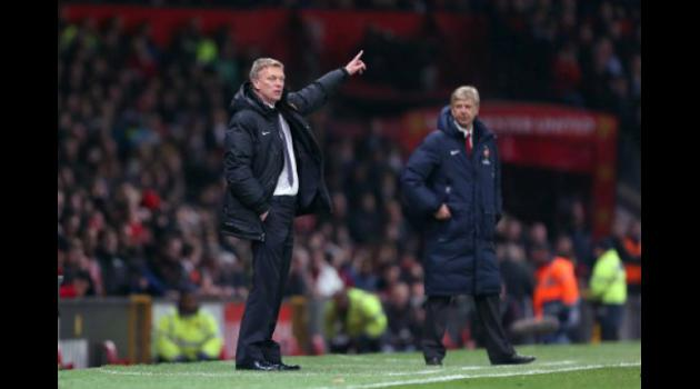 Moyes: Growing into the job at Manchester United?