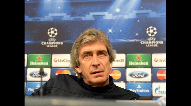 Pellegrini claims bragging rights over Man Utd