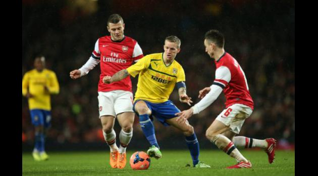 Arsenal 4-0 Coventry : Match Report