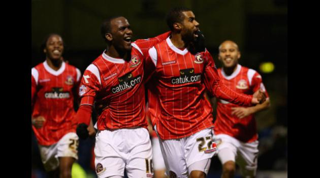 Walsall 1-0 Oldham: Match Report