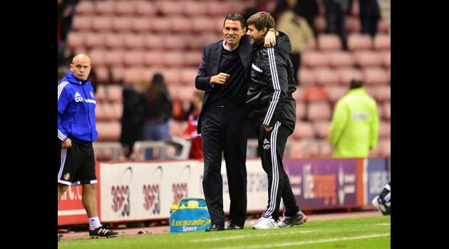 Poyet looks forward to Blues clash