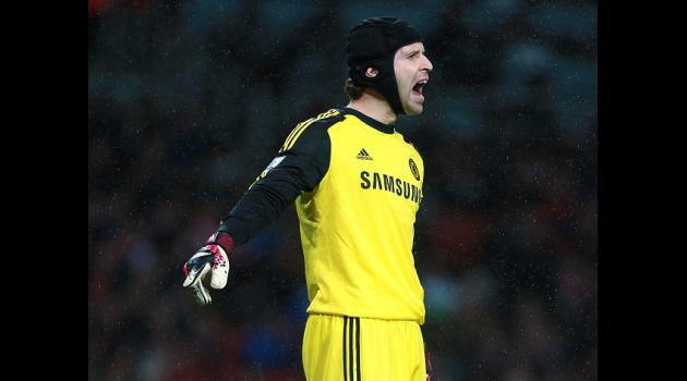 Cech eyeing Blues record